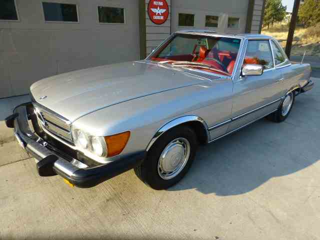 1977 Mercedes-Benz 450SL | 1022298