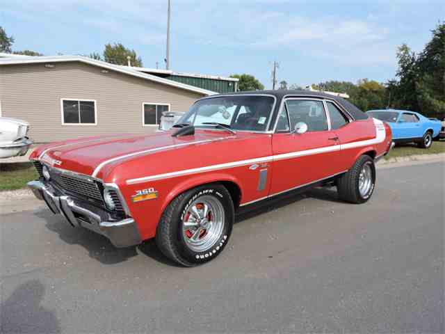 CC-1020023 1970 Chevrolet Nova