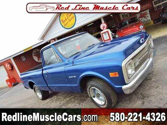 1969 Chevrolet C10 | 1022303