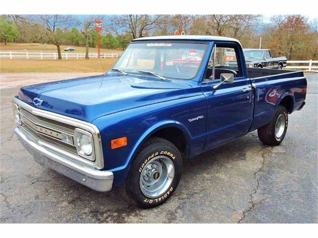 All Chevy 1969 chevrolet c10 for sale : 1969 Chevrolet C10 for Sale | ClassicCars.com | CC-1022303