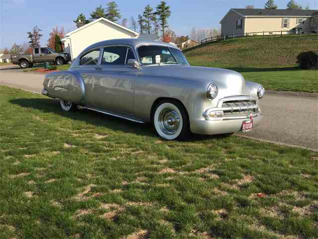 1952 Chevrolet Fleetline | 1022310