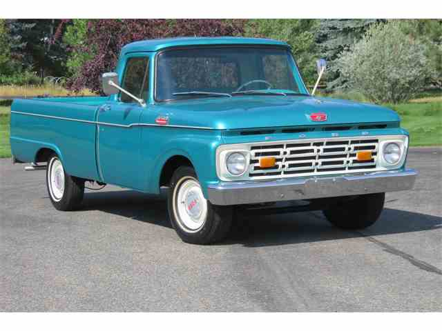 1964 Ford F100 | 1022314