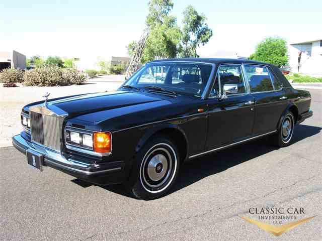 1985 Rolls-Royce Silver Spur   1022321