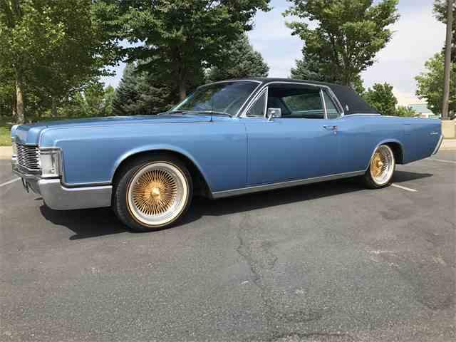 1968 Lincoln Continental | 1022322