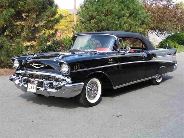 1957 Chevrolet Bel Air   1022323