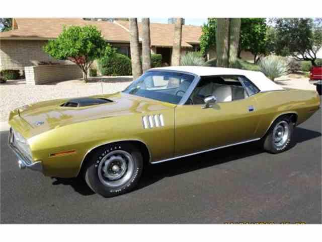 1971 Plymouth Cuda | 1022331