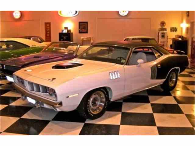 1971 Plymouth Cuda | 1022332