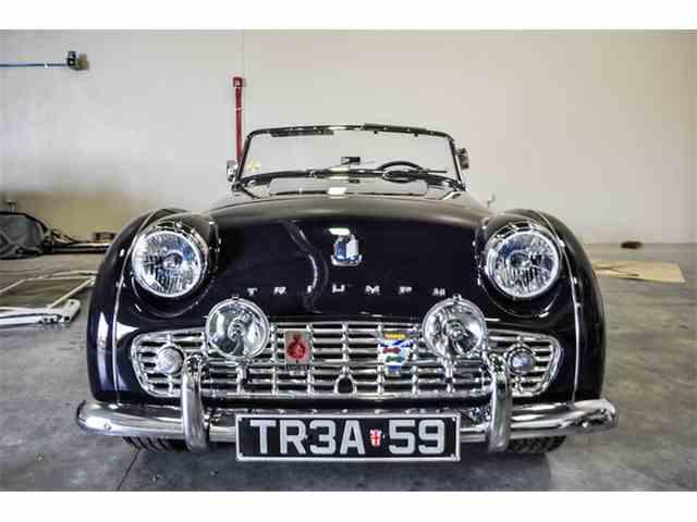 1959 Triumph TR3 | 1022337