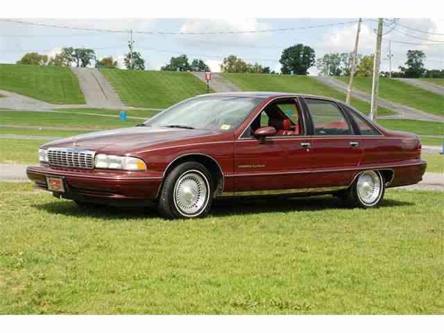 1991 Chevrolet Caprice | 1022340