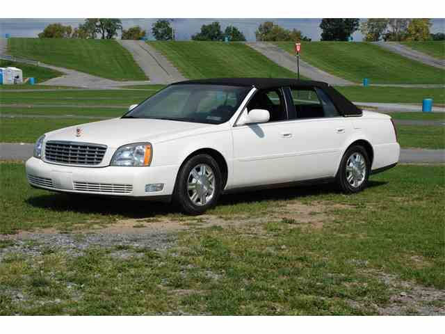 2003 Cadillac DeVille | 1022342