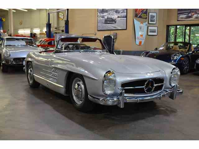 1957 Mercedes-Benz 300SL | 1022343