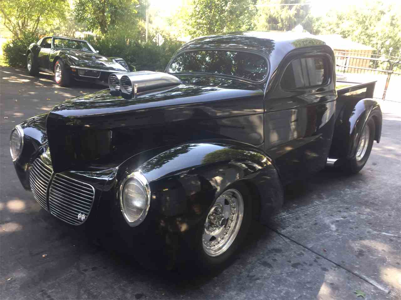 1940 Chevy Truck >> 1940 Willys Pickup for Sale | ClassicCars.com | CC-1022347