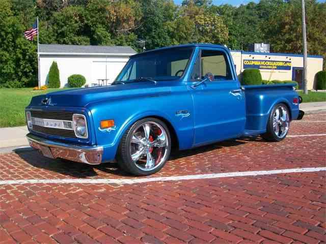 1970 Chevrolet C10 | 1022351