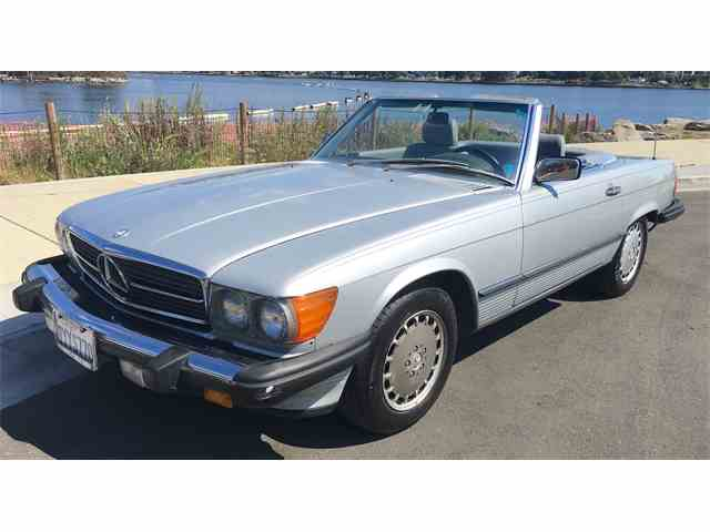 1987 Mercedes-Benz 560SL | 1022353