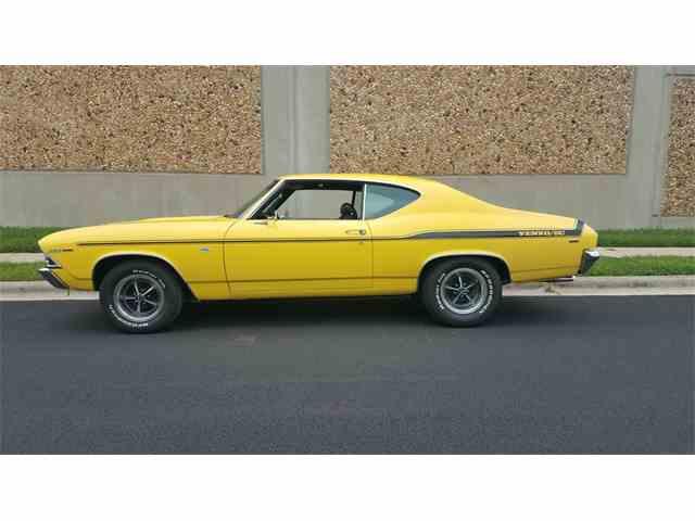 1969 Chevrolet Chevelle | 1022357
