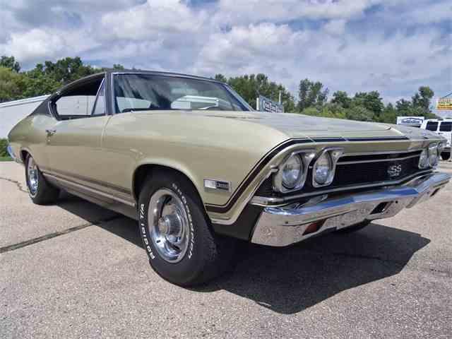 1968 Chevrolet Chevelle SS | 1022359
