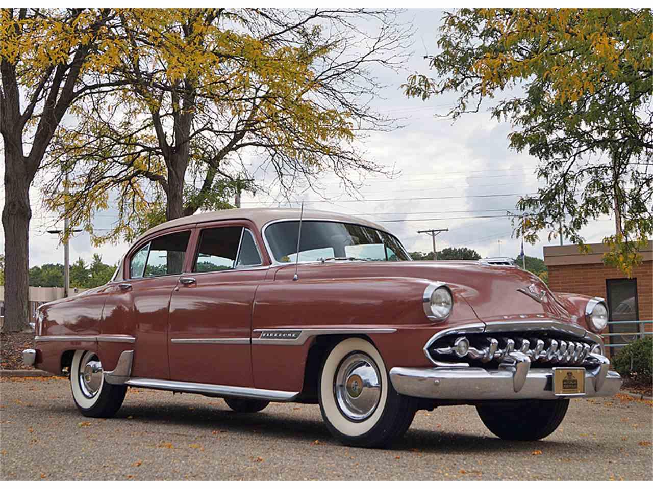 1956 desoto firedome seville 4 door hardtop 1 of 10 - 1954 Desoto Firedome 1022360