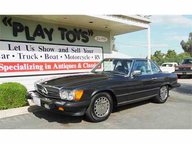 1988 Mercedes-Benz 560SL | 1022362