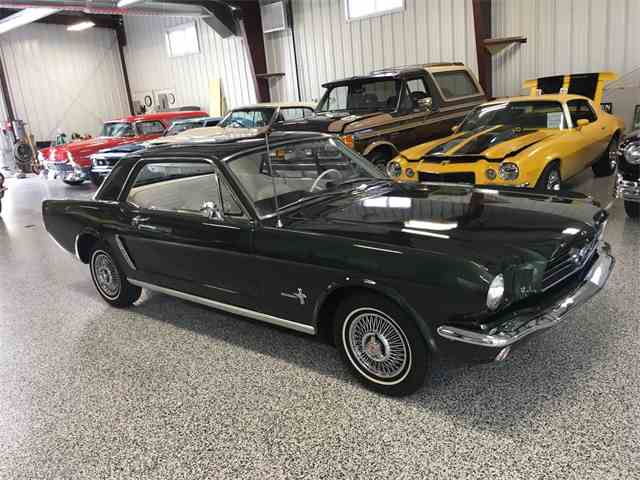 1965 Ford Mustang | 1022363