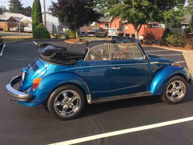 Picture of 1974 Volkswagen Super Beetle located in WASHINGTON - $27,800.00 Offered by a Private Seller - LWVD