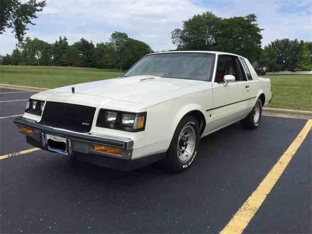 1987 Buick Regal | 1020238