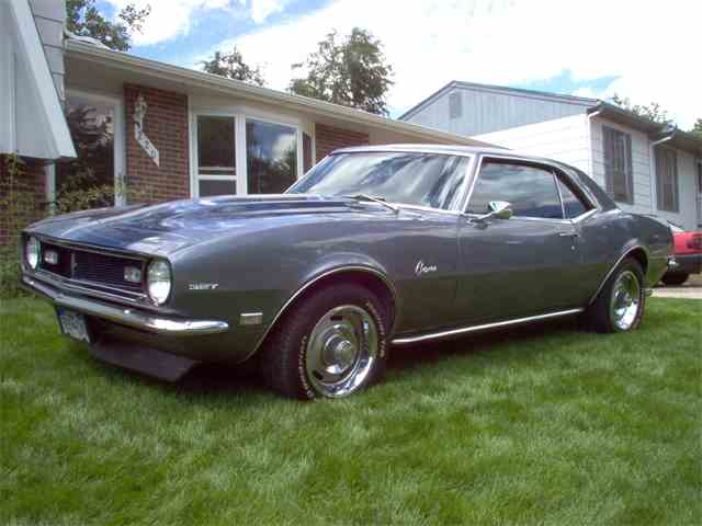 1968 Chevrolet Camaro | 1022380