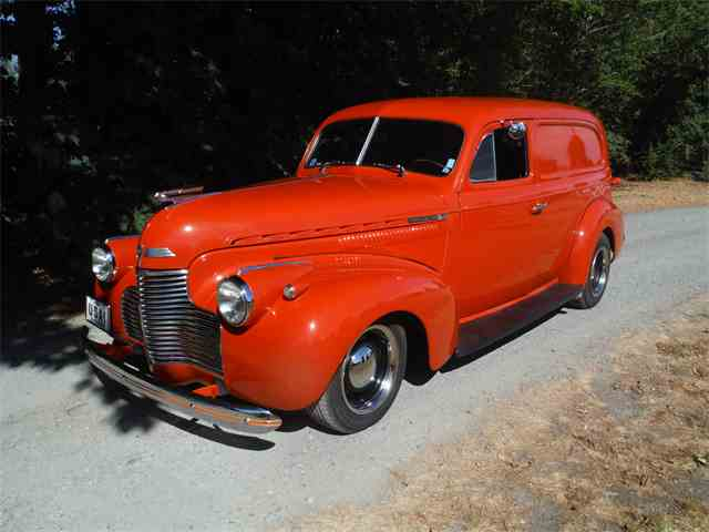 Picture of '40 Sedan Delivery - LWVL