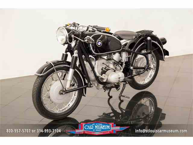 1962 BMW Motorcycle | 1022392