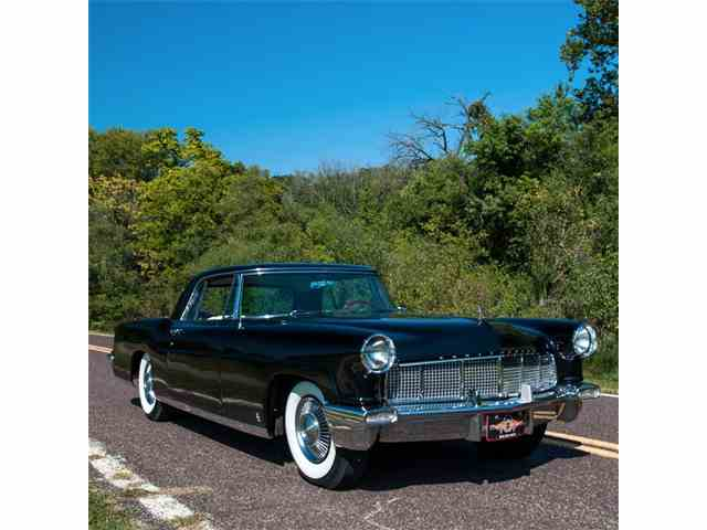 1956 Lincoln Continental Mark II | 1022393