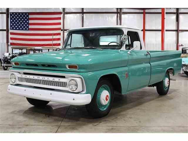 1966 Chevrolet C/K 20 | 1022398