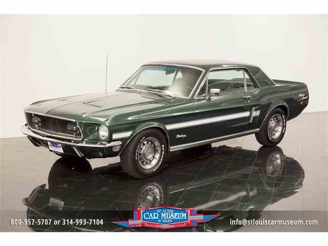 1968 Ford Mustang GT/CS (California Special) | 1022399