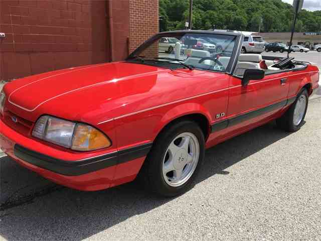1991 Ford Mustang | 1020240