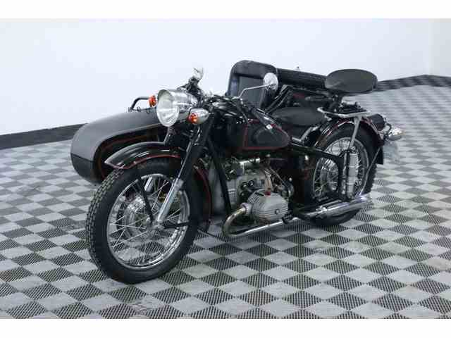 1973 BMW Motorcycle | 1022400