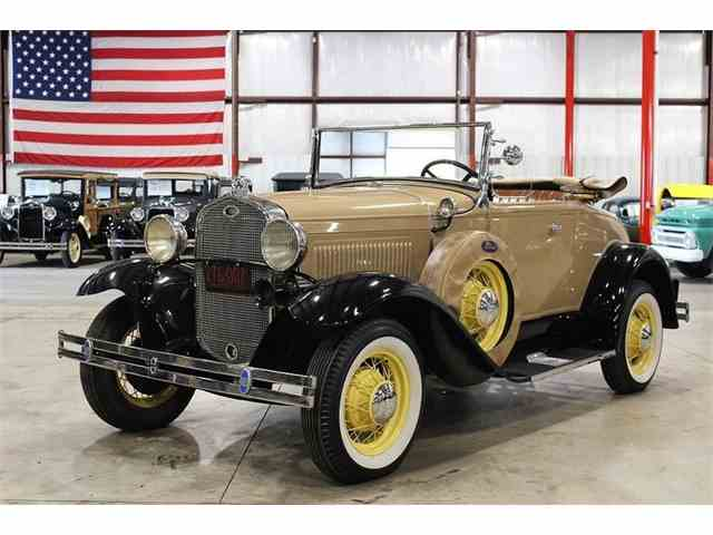 1931 Ford Model A | 1022401