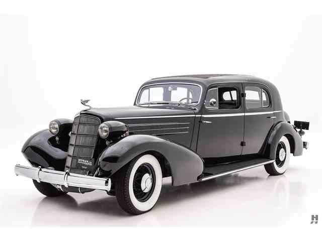 1935 Cadillac 355D | 1022417