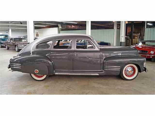 1941 Cadillac Series 61   1022424