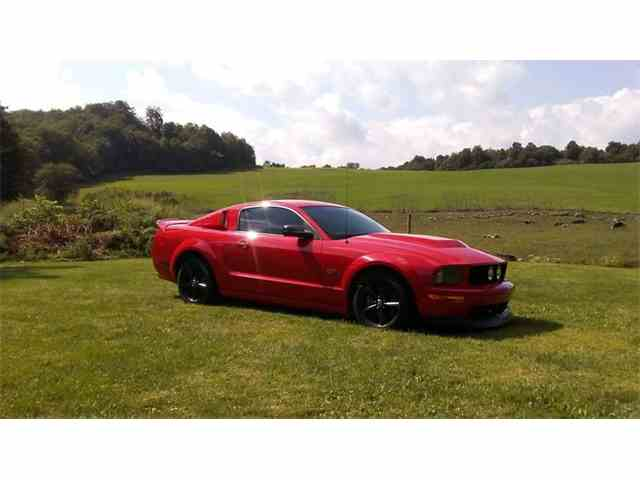 2008 Ford Mustang GT | 1022425