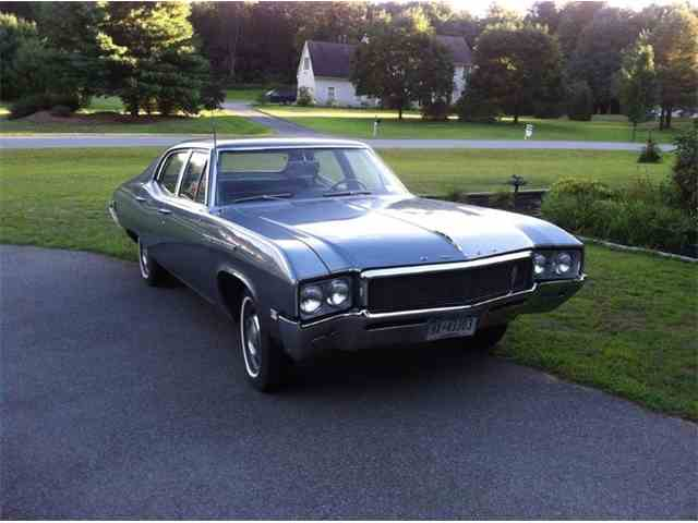 1968 Buick Special Deluxe | 1022434