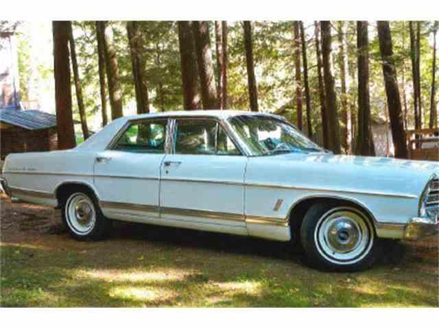 1967 Ford Galaxie 500 | 1022436