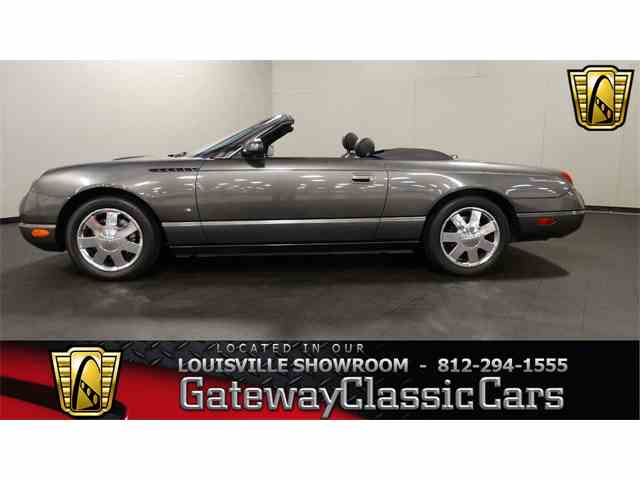 2003 Ford Thunderbird | 1022437