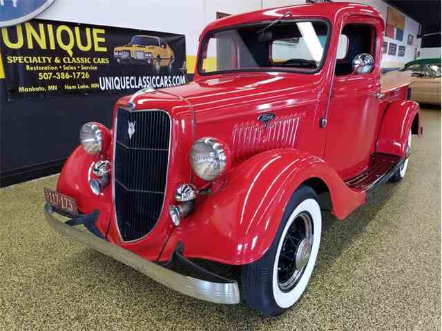 1935 Ford 1/2 Ton Pickup | 1022438