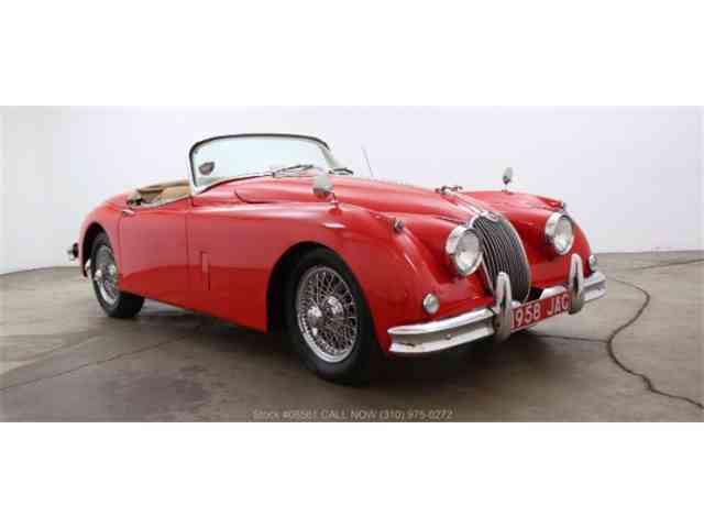 1958 Jaguar XK150 | 1022448