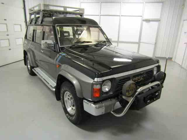 1991 Nissan Safari | 1022456