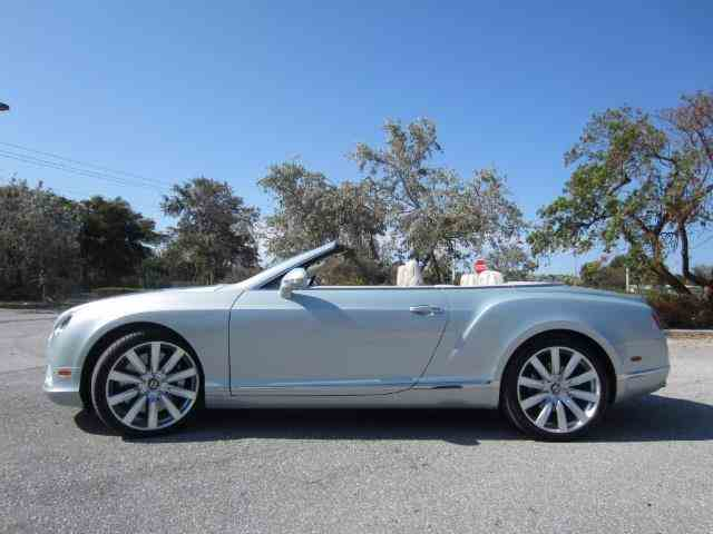 2013 Bentley Continental GTC V8 | 1022458
