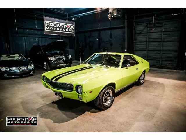 1969 AMC AMX | 1022461