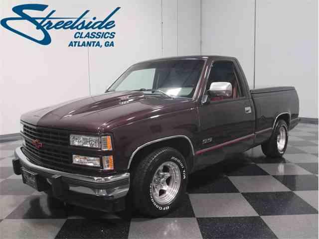 1993 Chevrolet Silverado | 1022462