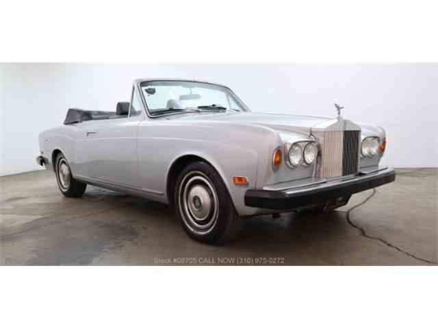 1973 Rolls-Royce Corniche | 1022464