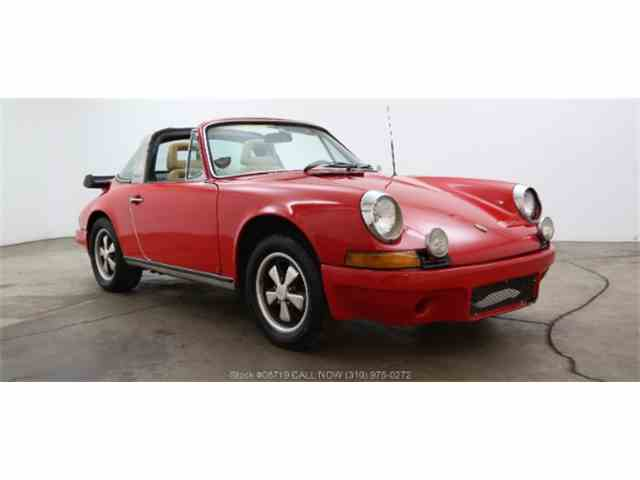 1973 Porsche 911E | 1022465