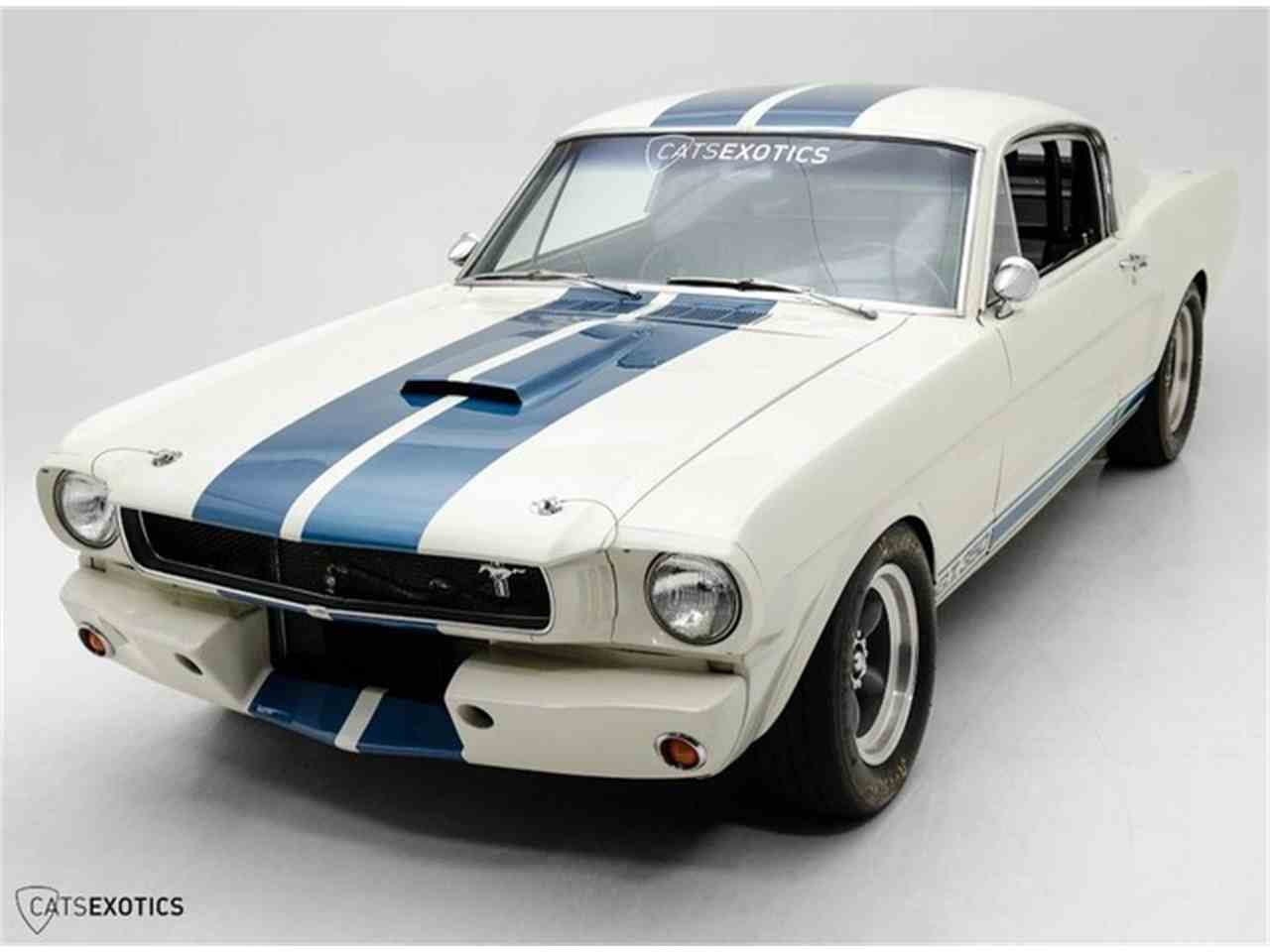 1965 ford mustang shelby gt350 for sale cc 1022474. Black Bedroom Furniture Sets. Home Design Ideas