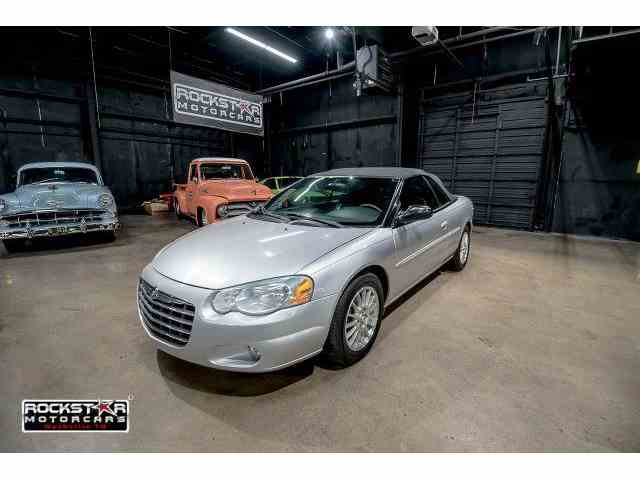 2004 Chrysler Sebring | 1022476